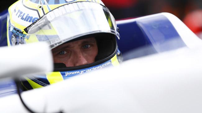 Jimmy Eriksson con la Loeb Racing ad Estoril