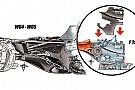 Cambio Mercedes: la pelle in carbonio c'era sulla W04