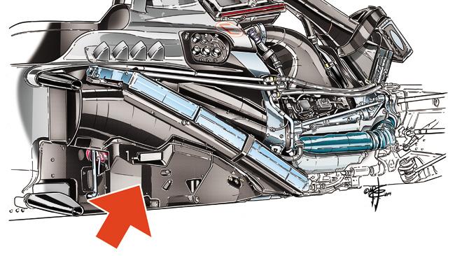 Mercedes sviluppa una nuova iniezione diretta
