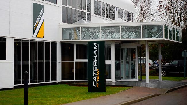 Caterham: il liquidatore lascia fuori il personale