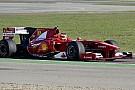 Esteban Ocon ha provato la Ferrari F10 a Fiorano