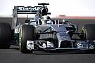 La priorità della Mercedes è rinnovare con Hamilton