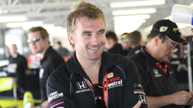 Jay Howard torna alla Indy 500 con Bryan Herta