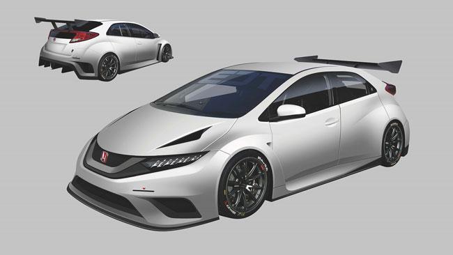 Tre Honda Civic TC3 per la WestCoast Racing