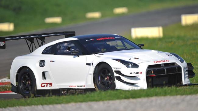 6 Ore di Roma: Mulacchiè-Rangoni sulla Nissan GT-R