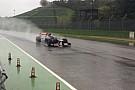 Toro Rosso: la pioggia ferma Verstappen e Wittmann