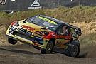 Solberg nel Rallycross RX anche nel 2015