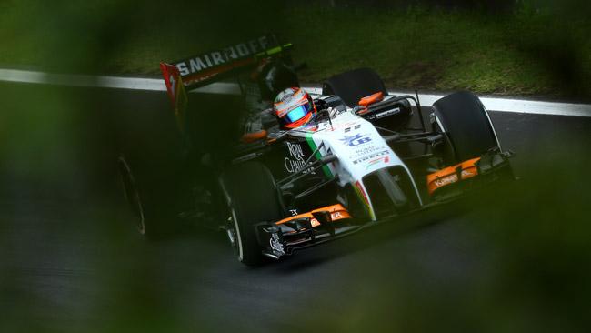 La Force India presenta la VJM08 il 21 gennaio