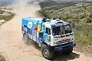 Dakar, Camion, Tappa 3: Mardeev è il terzo vincitore