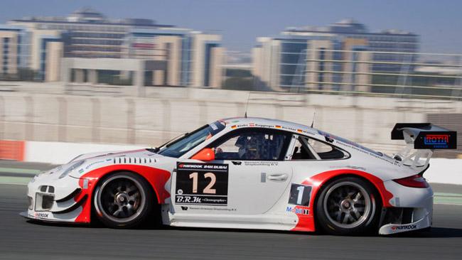 Fach Auto Tech in pole position alla 24 Ore di Dubai