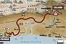 Dakar 2015: oggi si sale in montagna, verso Calama