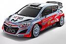 Anche Hyundai presenta la livrea per il mondiale 2015