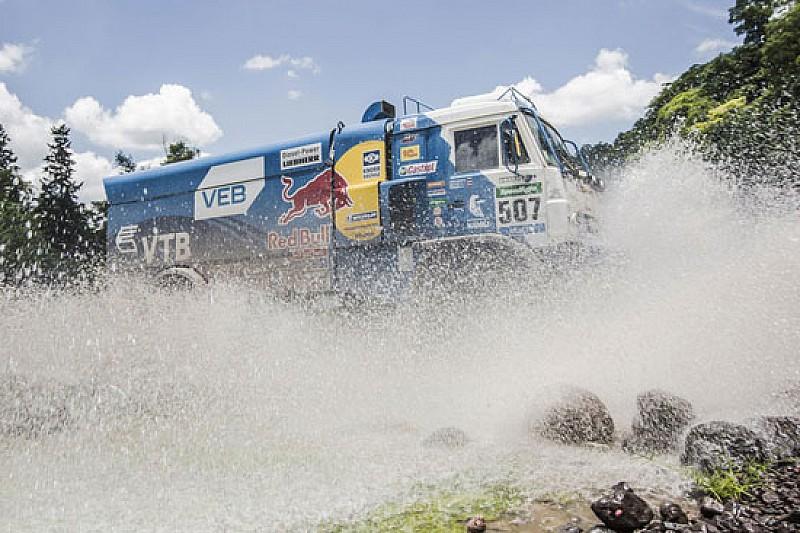 Dakar, Camion: la favola di Mardeev con il Kamaz