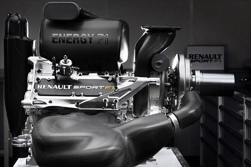 La Renault dichiara 850 cv per la power unit 2015