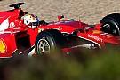 Jerez, Day 1, Ore 16: Vettel migliora, Sainz si ferma