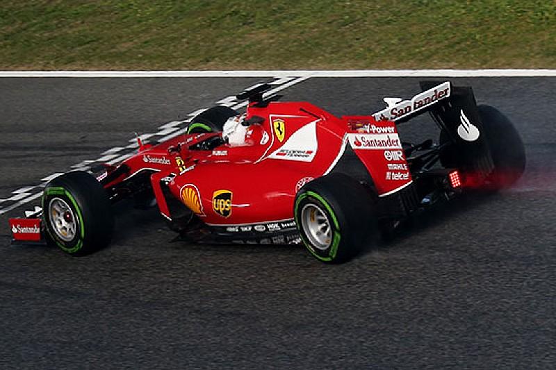 Jerez, Day 2: Vettel comincia a far sognare la Ferrari