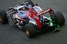 Toro Rosso: c'è un sacchetto di troppo sulla STR10!