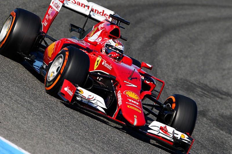 Jerez, Day 4, Ore 16: Raikkonen centra il primato