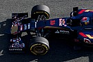 Toro Rosso: Max Verstappen apre i test di Barcellona