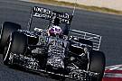 Red Bull: solo due giri per Ricciardo con la RB11