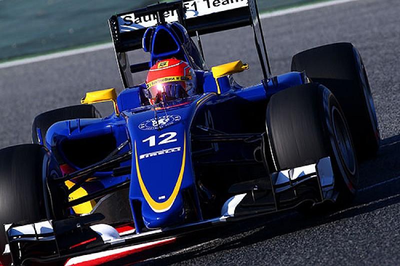 Barcellona, Day 1, Ore 12: Nasr al top con la Sauber