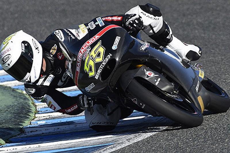 Bastianini e Locatelli felici del lavoro fatto a Jerez