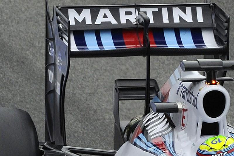 Williams: ecco la FW37 con il mono pilone