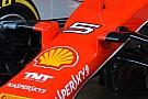 Ferrari: la SF15-T adegua gli attacchi delle telecamere