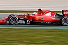 Barcellona, Day 4, Ore 13: Vettel si porta dietro a Bottas
