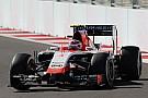 Manor al via del Gran Premio d'Australia!