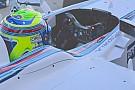 Williams: il display digitale è separato dal volante