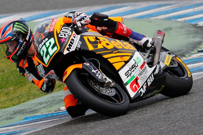 Jerez, Day 2: Sam Lowes tiene in alto la Speed Up