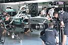 La Mercedes non sostituisce la power unit a Hamilton