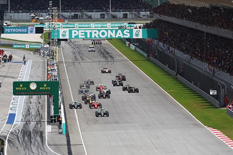 Sepang ha rinnovato con la Formula 1 fino al 2018