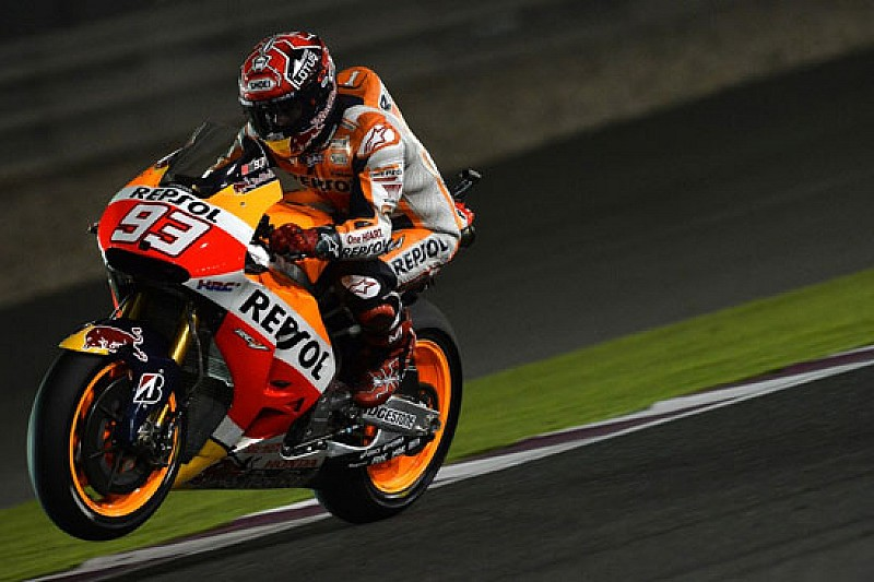 Losail, Warm-Up: Marquez rimette davanti la Honda
