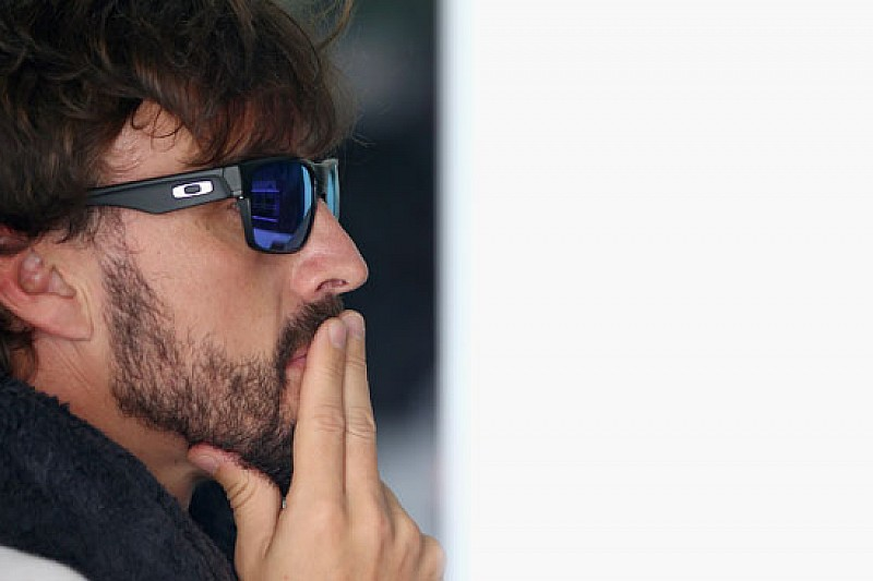 Alonso è stato sedato due volte dopo l'incidente?