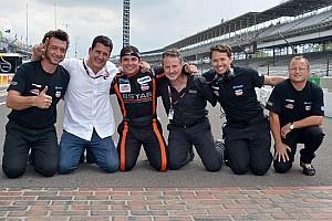 Indy Lights Ultime notizie Lo stradale di Indy incorona Sean Rayhall e la 8 Star