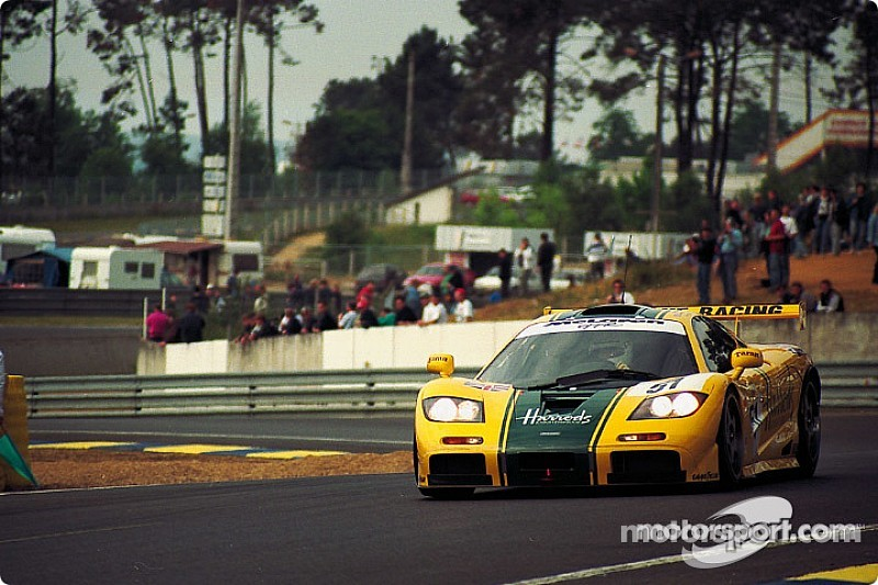 McLaren F1s to return to Le Mans