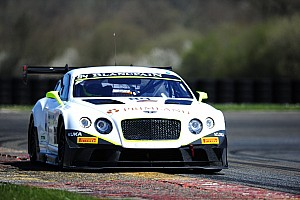 Endurance Preview Bentley Team HTP takes on Nürburgring 24-Hour challenge