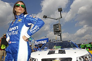 NASCAR Cup Race report Danica Patrick exits All-Star Race early