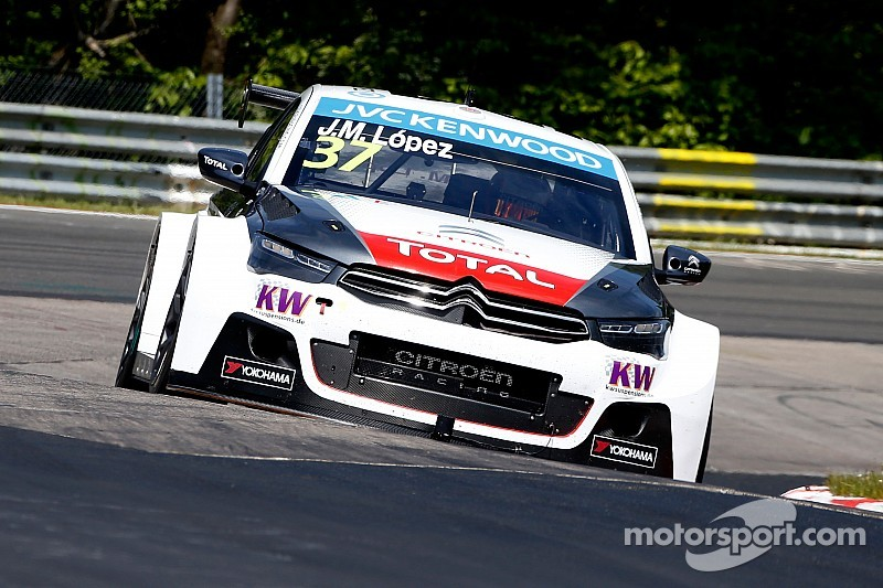"Lopez elated with ""priceless"" Nordschleife victory"