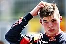 Verstappen pourrait souffrir du dos à Monaco