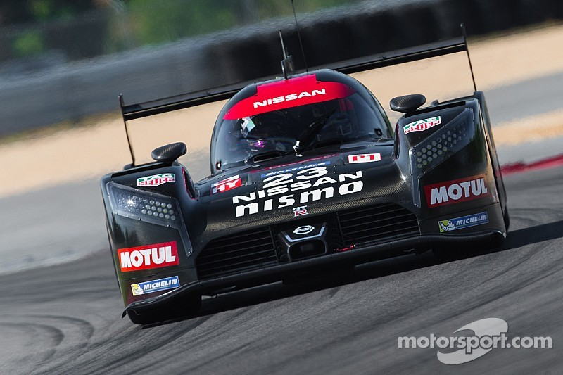 Finishing Le Mans a realistic aim for Nissan – Mardenborough