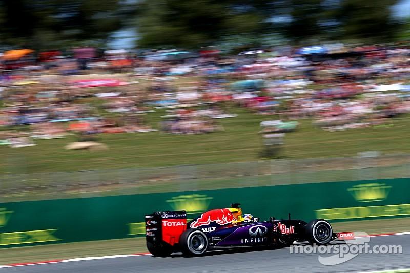 Red Bull e Toro Rosso se preparam para as penalidades do grid