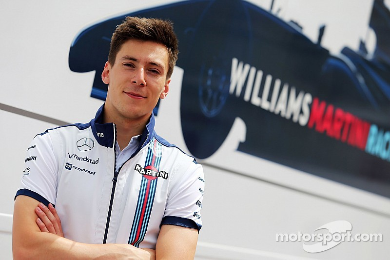 La prueba con Williams le dio un impulso a Lynn