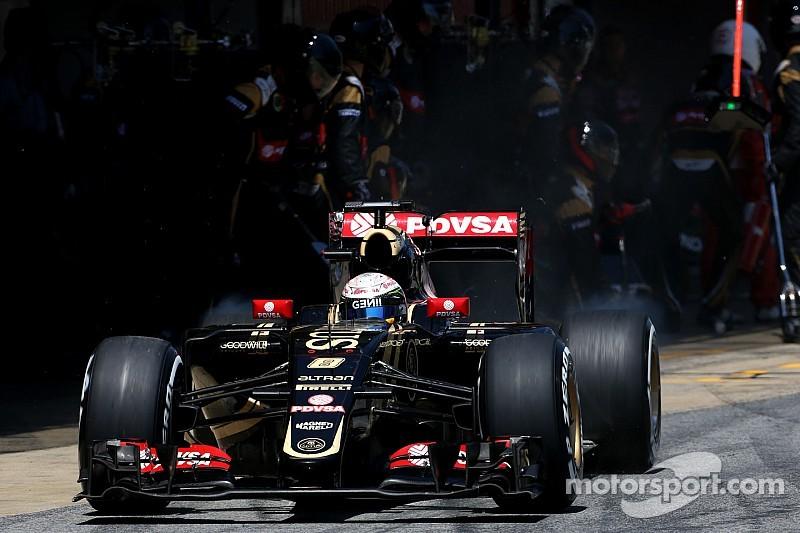 Grosjean to get gearbox change penalty