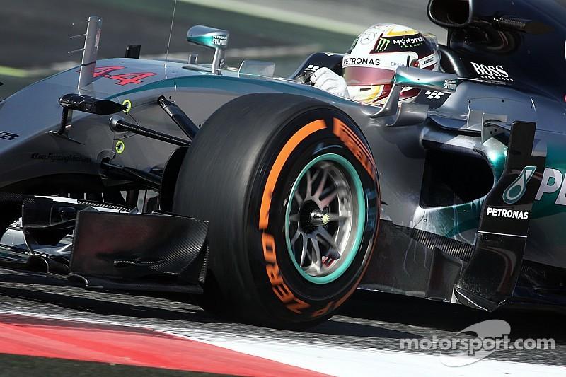 Resultados de la Práctica 1 del GP de Mónaco: Hamilton marca el ritmo