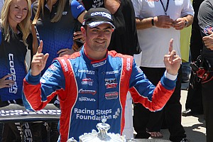 Indy Lights Race report Harvey makes Indianapolis Motor Speedway history with Freedom 100 win