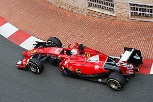 Formula 1 Results Monaco Grand Prix FP3 results: Sebastian Vettel leads busy Saturday session