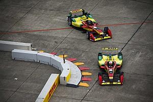 Fórmula E Crónica de entrenamientos Di Grassi domina la segunda práctica en Berlín